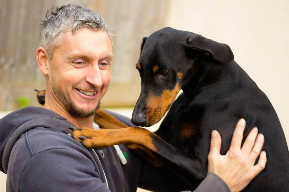 roger taylor dog trainer
